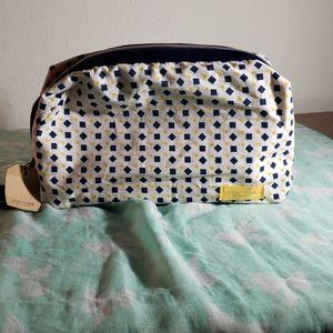 **4/$20**  NWT L'Occitane cosmetic bag